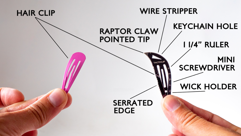 tacticlip features