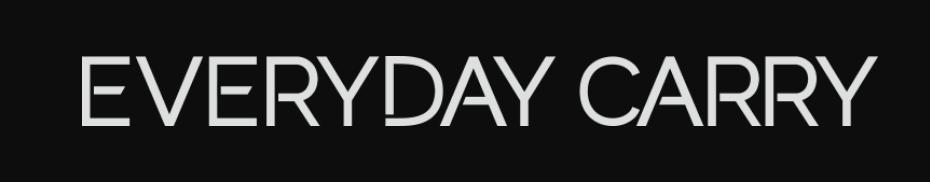 everyday carry logo
